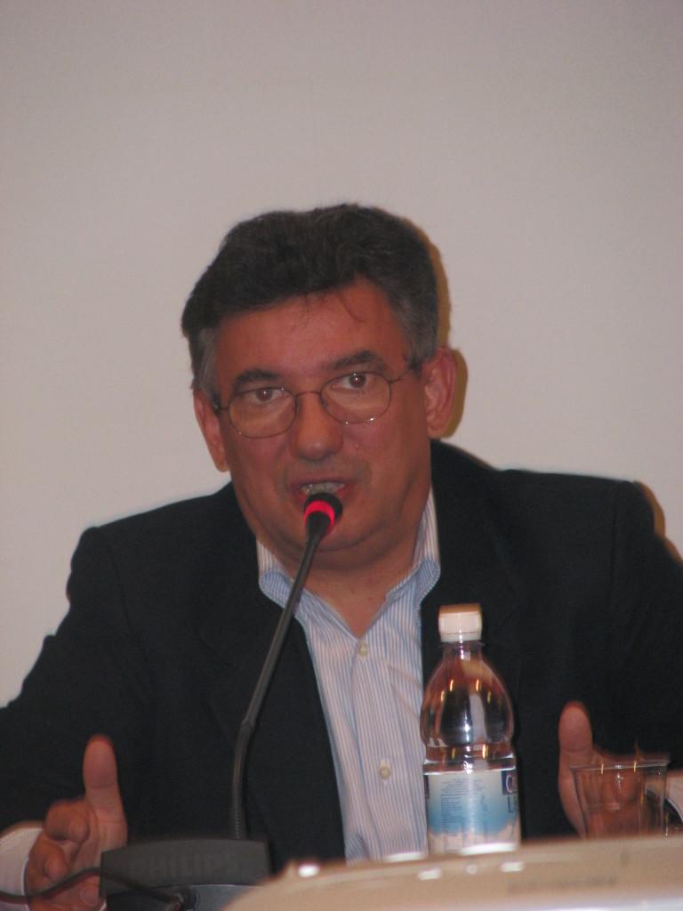 Francesco Casarolli, promotore dell'iniziativa