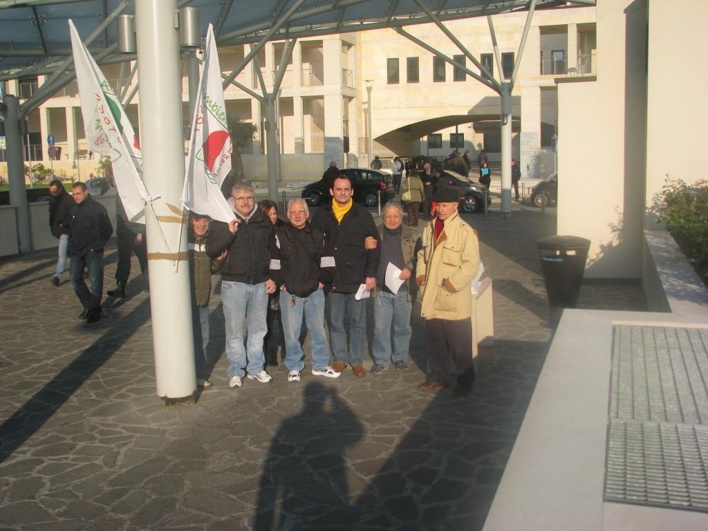 Immagine Sciopero 25 11 2011