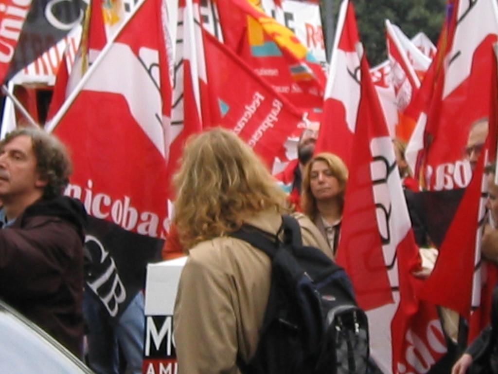 sciopero del 21 ottobre