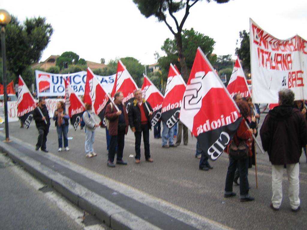 sciopero del 21 ottobre1